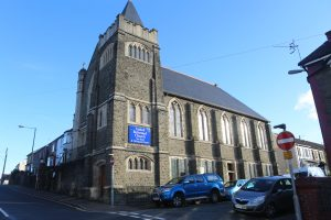 Van Road Church
